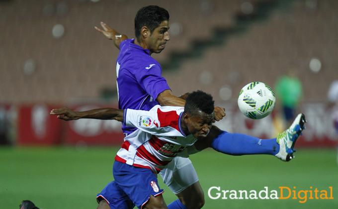 Granada C.F. B - La Roda C.F.