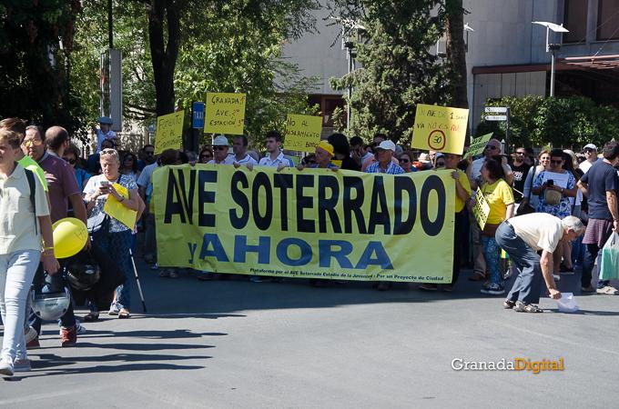 Manifestación ave ferrocarril_-24
