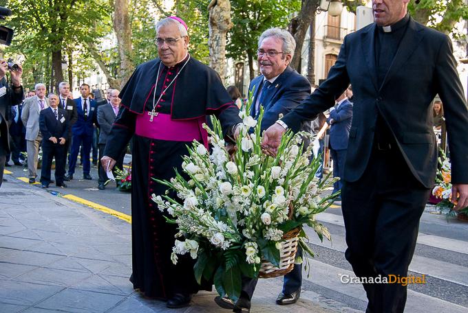 Ofrenda Floral Virgen de las Angustias 2016-14