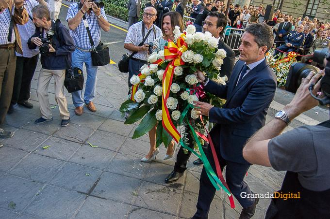 Ofrenda Floral Virgen de las Angustias 2016-25