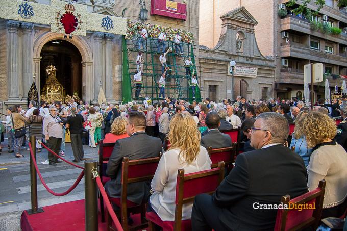 Ofrenda Floral Virgen de las Angustias 2016-38