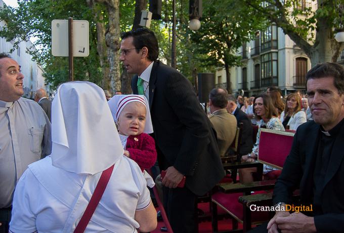 Ofrenda Floral Virgen de las Angustias 2016-39