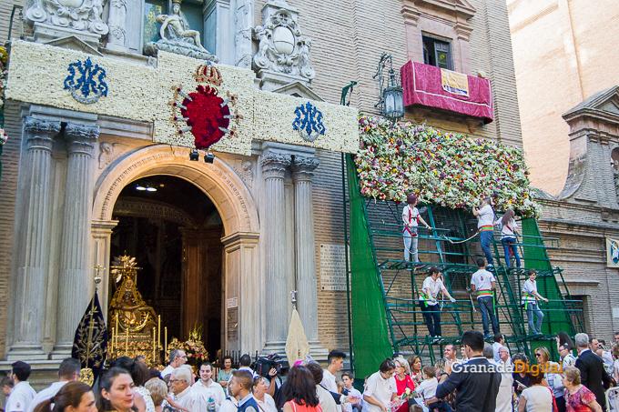 Ofrenda Floral Virgen de las Angustias 2016-62