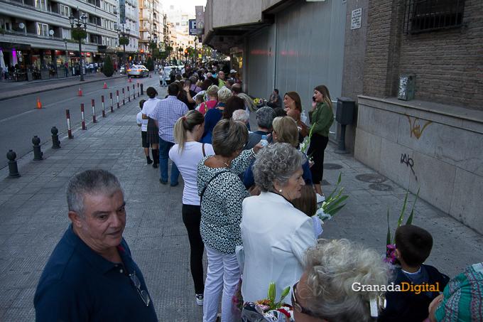 Ofrenda Floral Virgen de las Angustias 2016-67