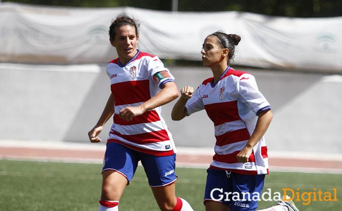 Partido entre el Granada CF Femenino y el AD Naranjo