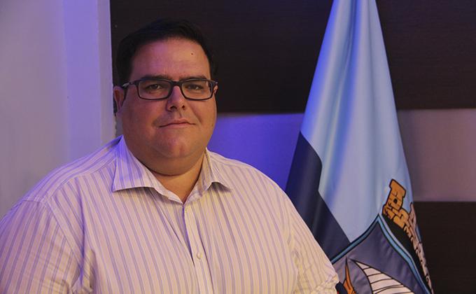 RAFAEL CABALLERO JIMENEZ CONCEJAL DE TURISMO ALMUÑECAR 16