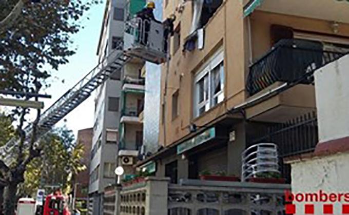 explosion-piso-barcelona