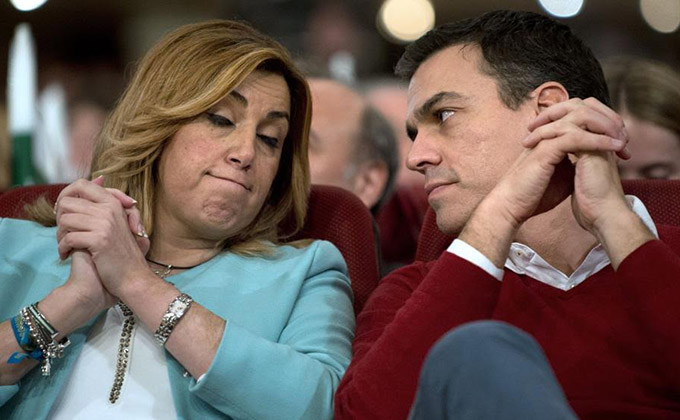 "El ""no es no""… hasta que llegó Susana"
