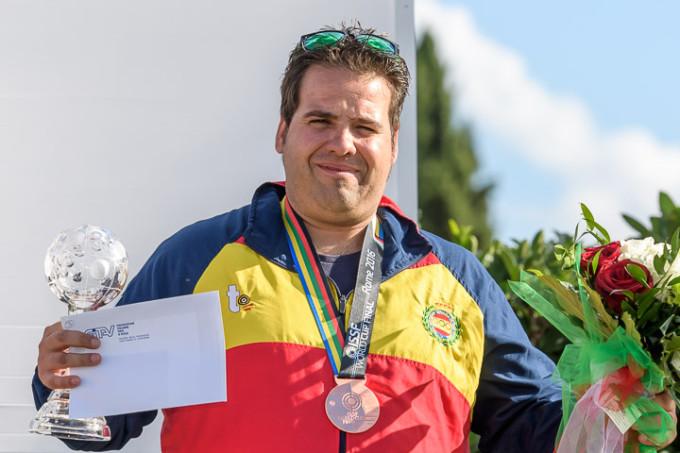 Antonio-Bailon - ISSF World Cup Final Shotgun 2016 - Rome, ITA - Finals Trap Men