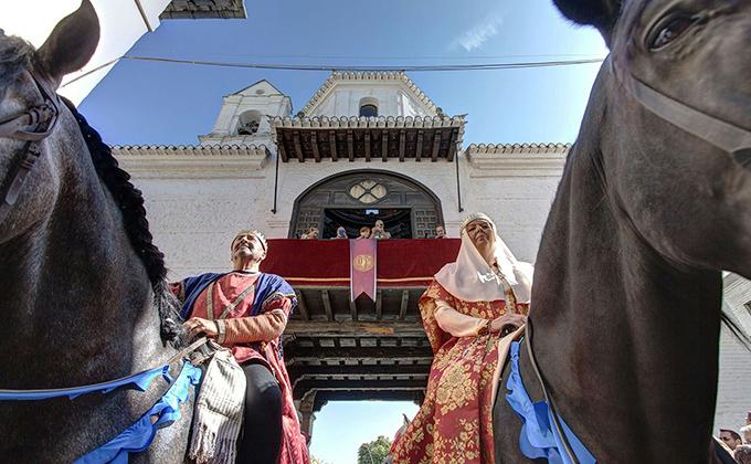 cortejo-real-entrada-reyes-catolicos-santa-fe