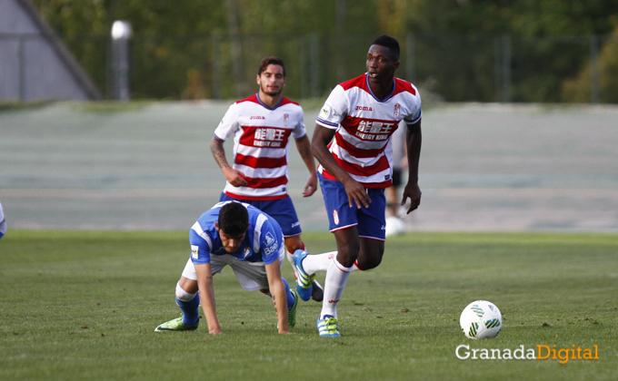 Granada C.F. B - San Fernando C.D.