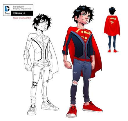 superboy-design-newsarama