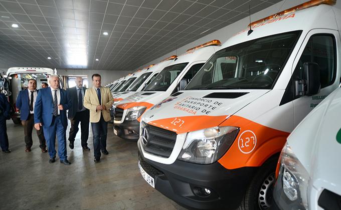 ambulancias-granada-junta