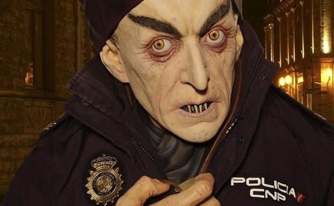 halloween-policia
