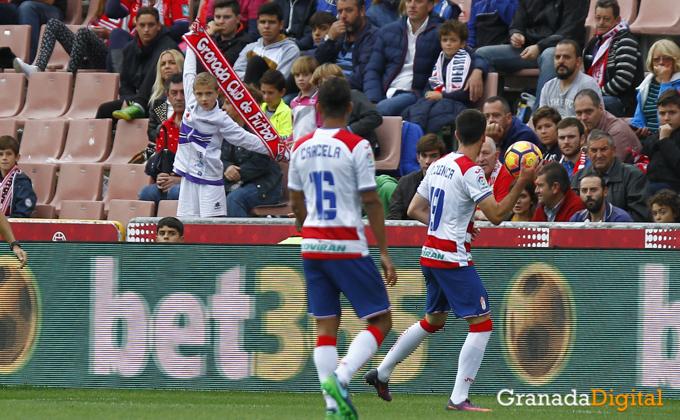 Granada CF - RC Deportivo de la Coruña