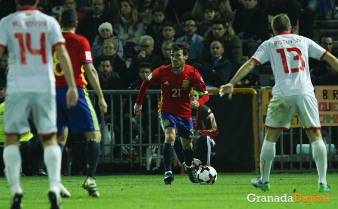 España ( Spain ) - Macedonia ( Macedonia )