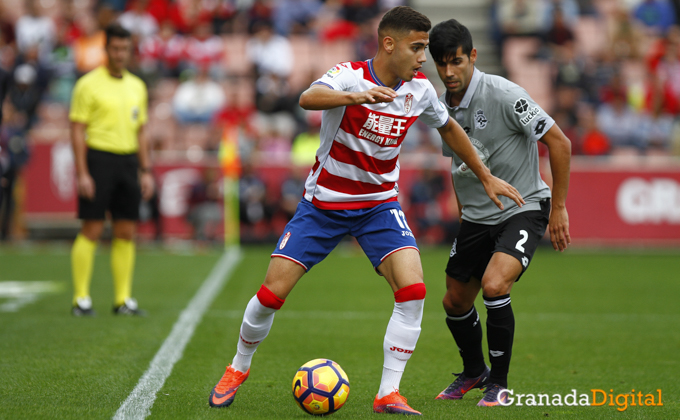 Andreas-Granada CF - RC Deportivo de la Coruña