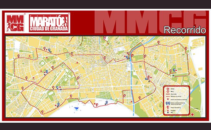 plano-recorrido-medio-maraton-granada-2016