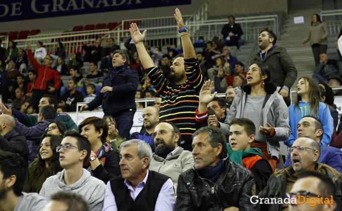 Fundacion CB Granada - CB Zamora