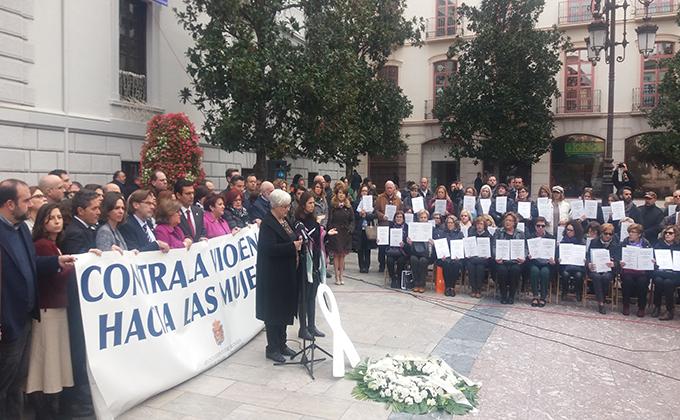 dia-contra-violencia-de-genero-plaza-del-carmen