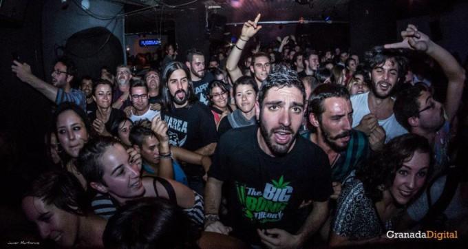 El 2016, un gran año para el rock granadino