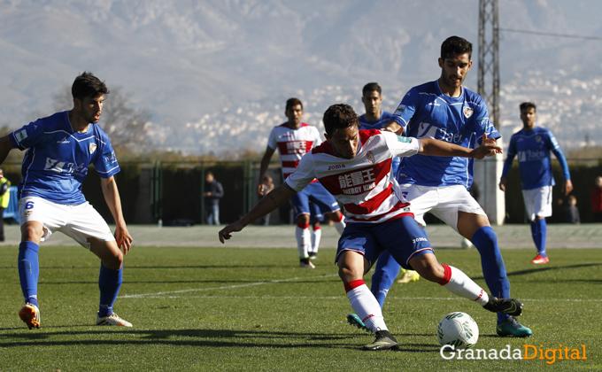 Granada CF B - Linares Deportivo