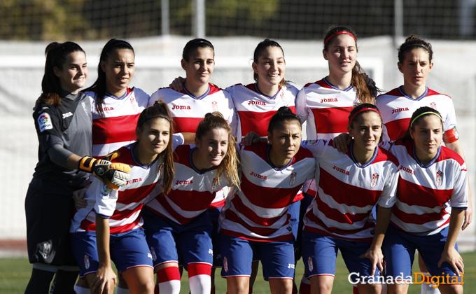 Granada CF Femenino - La Solana