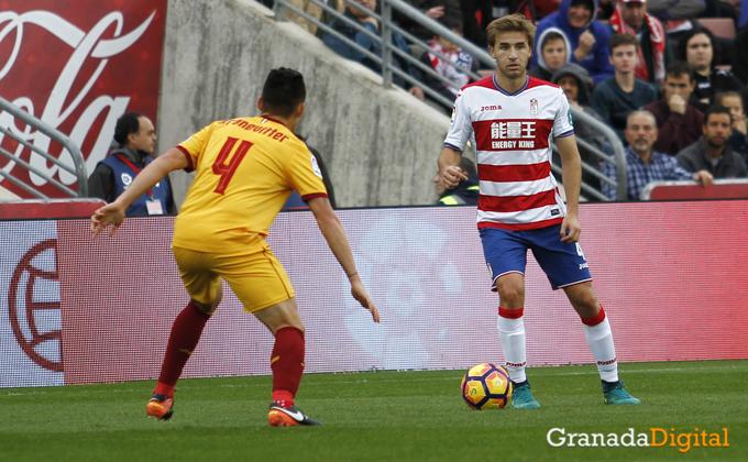 Samper - Granada CF - Sevilla FC