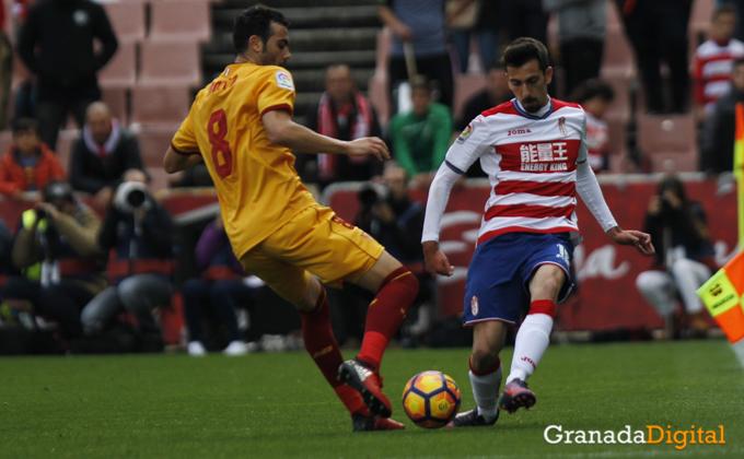 Cuenca-Granada CF - Sevilla FC