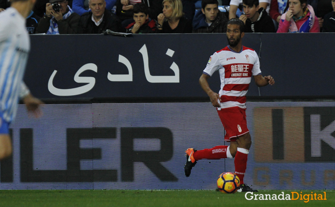 Carcela - Malaga CF - Granada CF