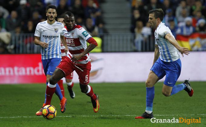 Uche-Malaga CF - Granada CF