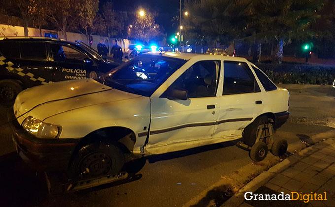 policia-loca-coche-colision