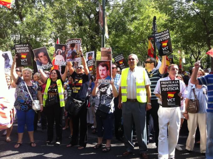 victimas-terrorismo-manifestacion-concretracion-protesta