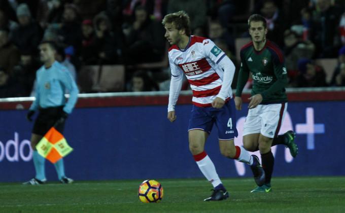 Samper-Granada CF - CA Osasuna