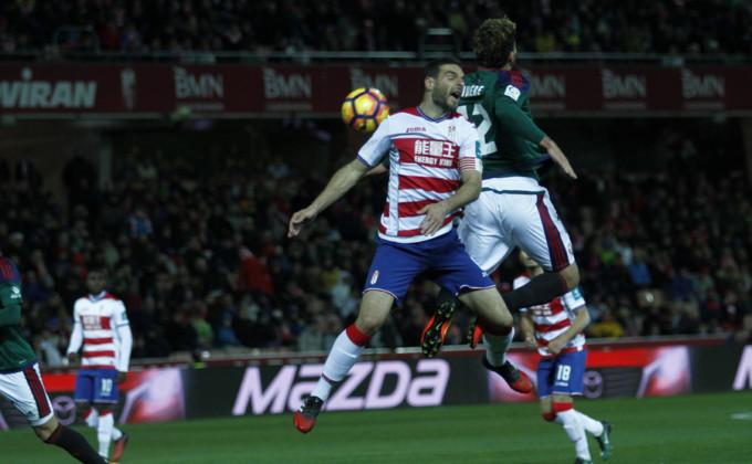 lomban-Granada CF - CA Osasuna