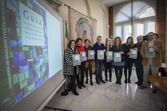 La Junta de Andalucía publica una guía para aplicar la perspectiva de género en la elaboración de planes sobre las políticas sociales