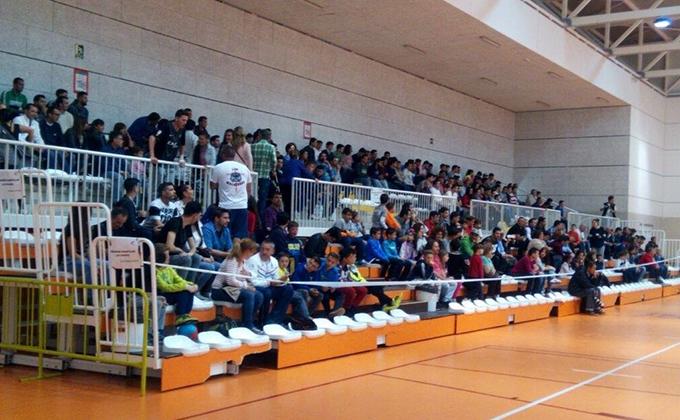 pabellon municipal de deportes de Peligros