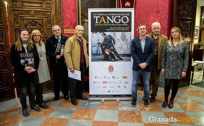 29 festival internacional de tango de granada