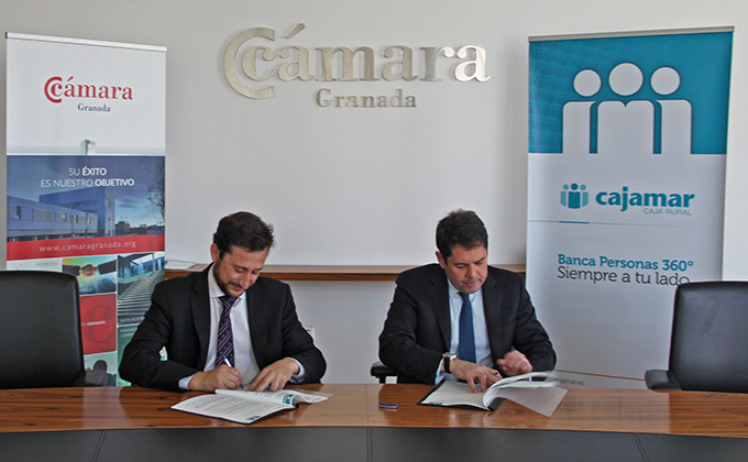 Cámara Convenio Cajamar 2 20.02.17