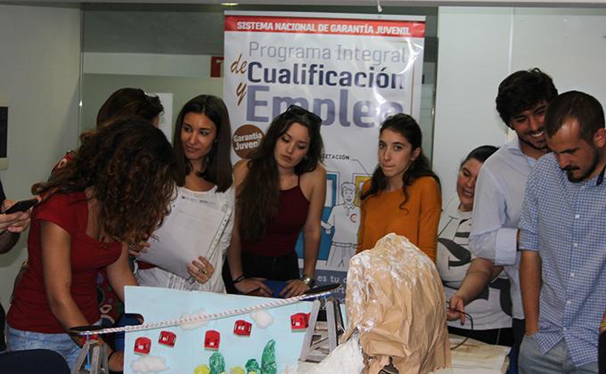 Cámara Granada Participantes PICE 2017