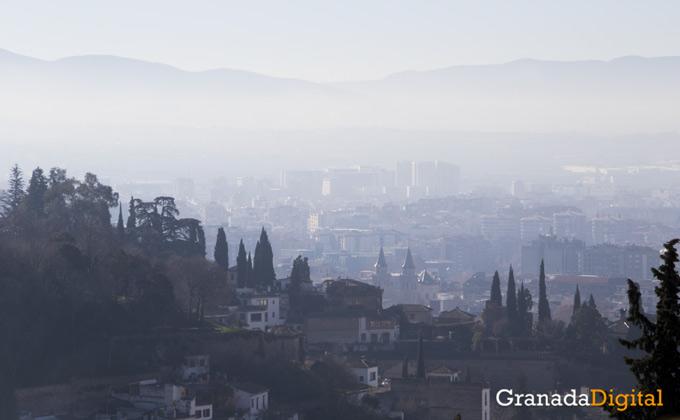 contaminación Granada-Asun Rodríguez