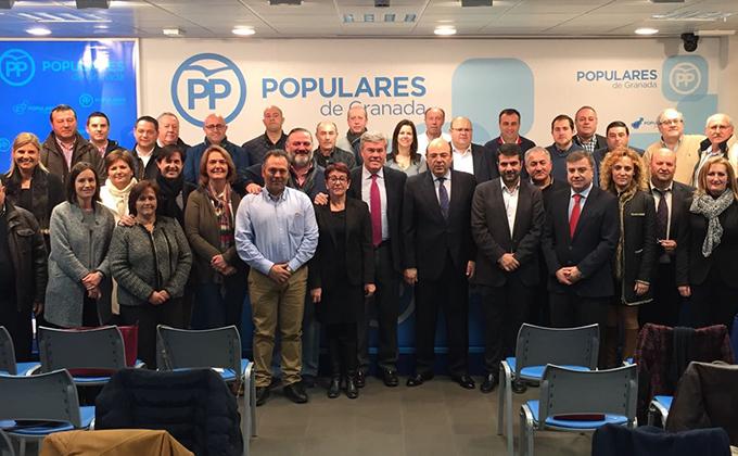 Consejo de Alcaldes con Secretario de Estado de Hacienda