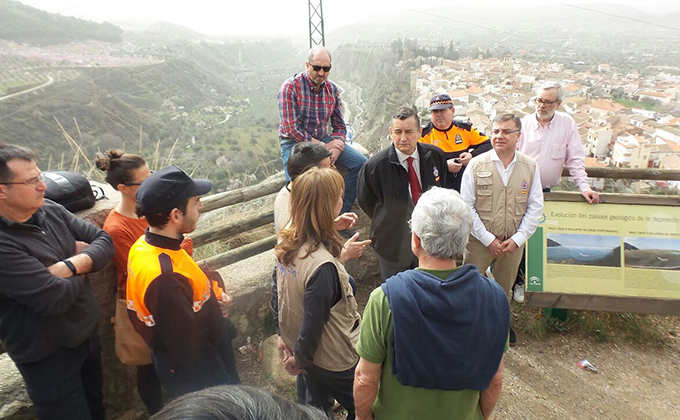 Curso riesgo sísmico Granada 2