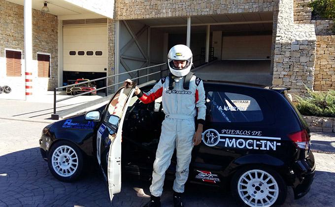 Equipo Rallye Pueblos de Moclín 2