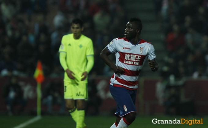 Wakaso-Granada C.F. - Real Betis Balompie