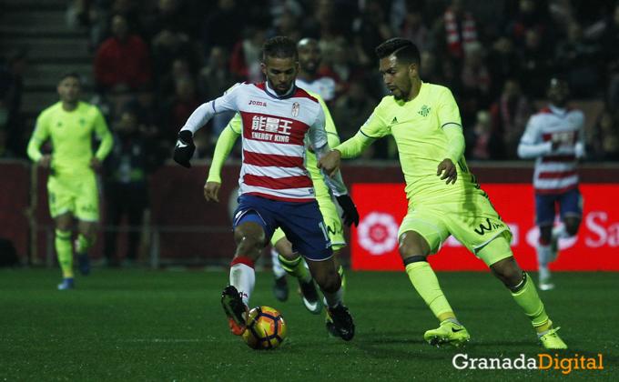 Carcela-Granada C.F. - Real Betis Balompie