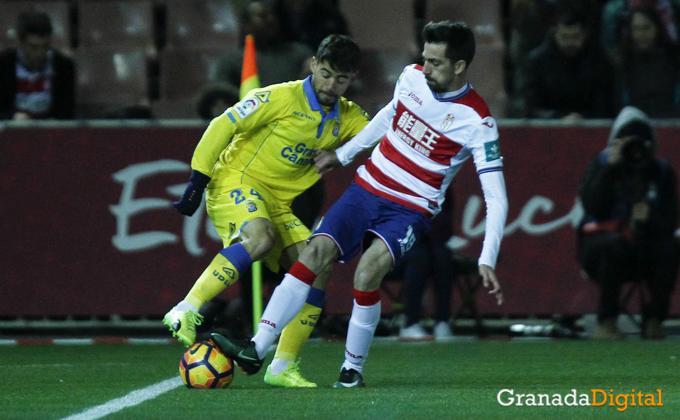 Isaac-Cuenca-Granada CF - UD Las Palmas