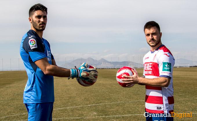 presentacion Héctor Hernández y Rui Silva-granada
