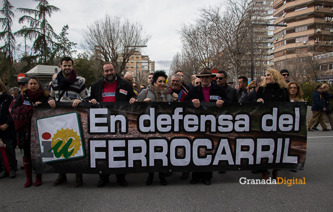 Manifestacion AVE Febrero 2017 marea amarilla-22
