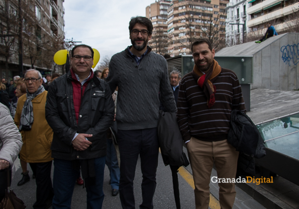 Manifestacion AVE Febrero 2017 marea amarilla-27